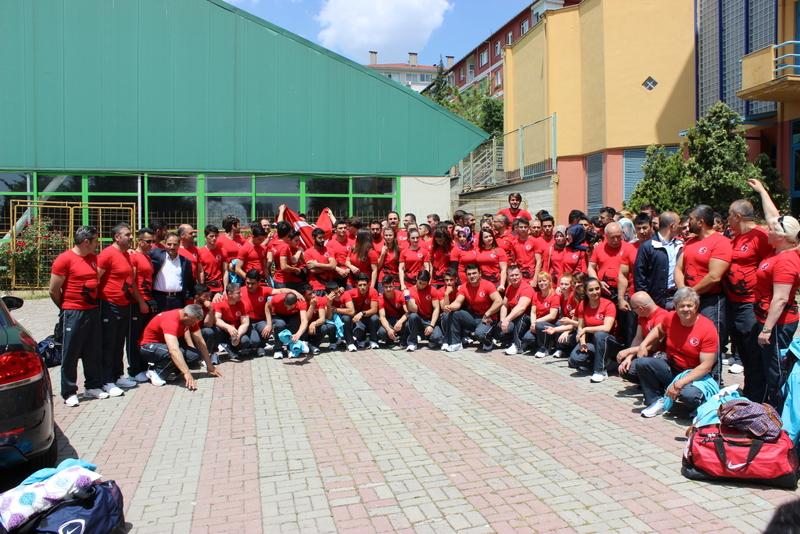 Ordu İdeal Gençlik Sporcusu Yeter Bağ, Malezya'daki Dünya Bilek Güreşi Şampiyonası Kadrosunda