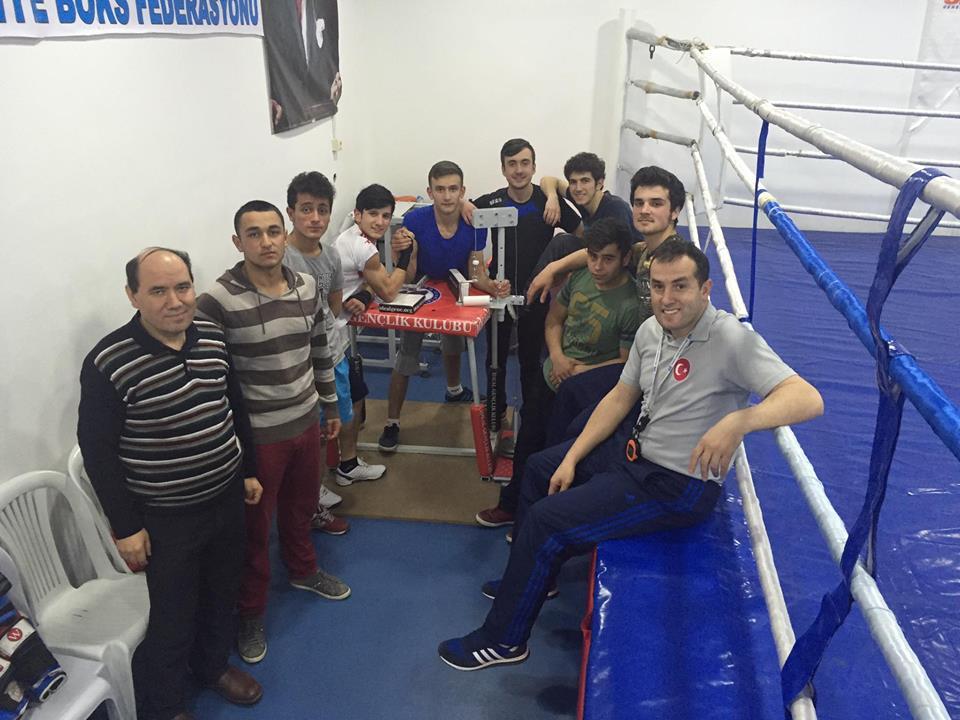 Ordu İdeal Genç Bilek Güreşi Sporcuları, Antalya'daki Türkiye Yarışmasına Gidiyor