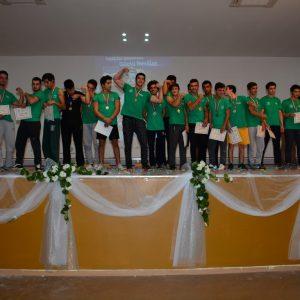 Akdeniz Dinamik Gençlik, Antalya 4. Genç Erkekler Bilek Güreşi Yarışması Düzenledi