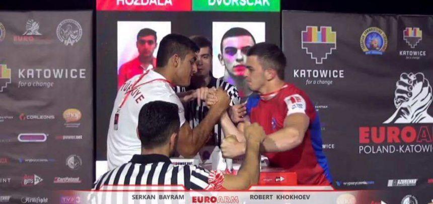 Antalya Dinamik Gençlik Bilek Güreşi Sporcuları, Avrupa'dan Dereceyle Döndü