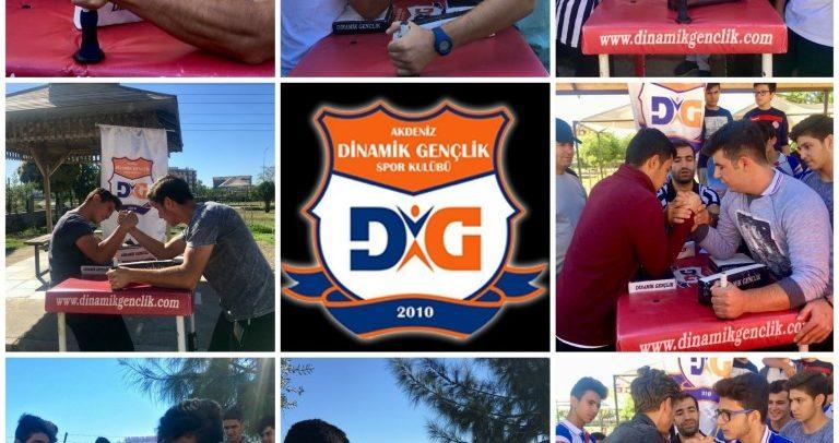 Antalya Dinamik Gençlik, Genç Bilekler Okul Seçmelerine Başladı