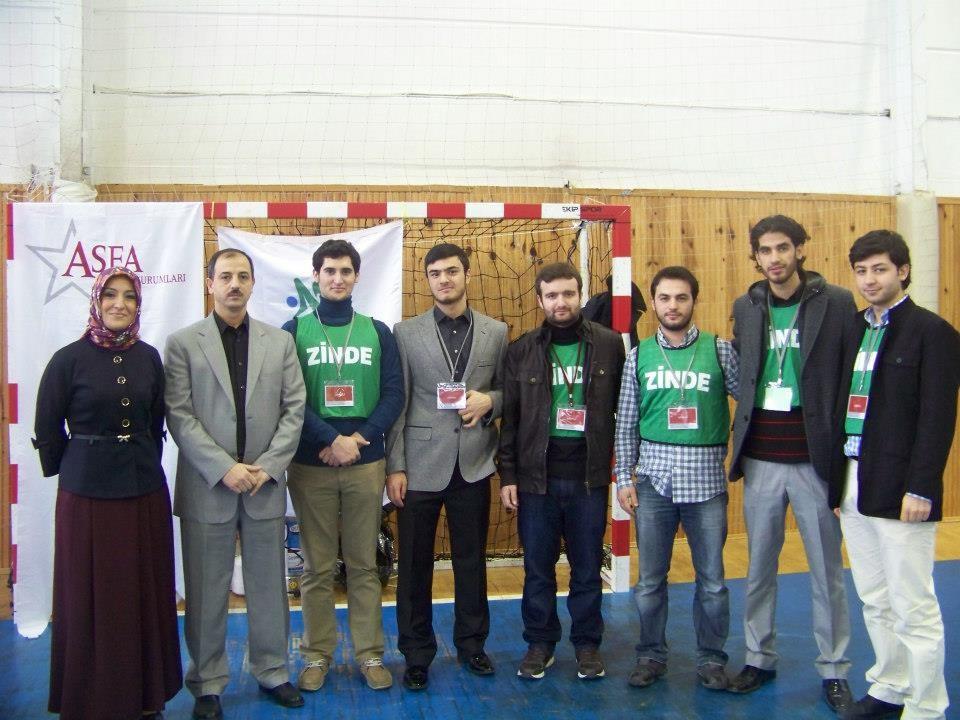 Liselerarası Bilek Güreşi Yarışması 2 Anadolu Yakası Ön Elemeleri