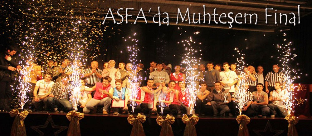 Zinde Gençlik-ASFA Liseler Arası Bilek Güreşi Yarışması 2