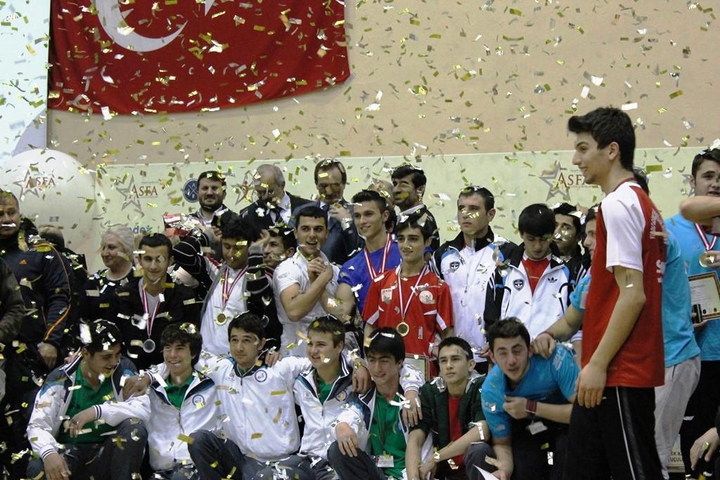 Türkiye Genç Erkekler Bilek Güreşi Finali Tamamlandı