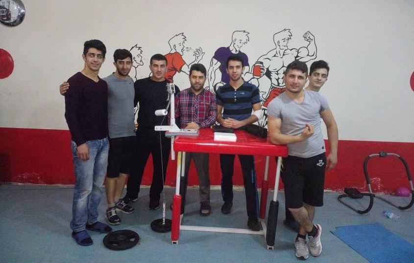 Ağrı Ağçed Bilek Güreşi Ekibi, Var Gücüyle Türkiye Yarışmasına Hazırlanıyor