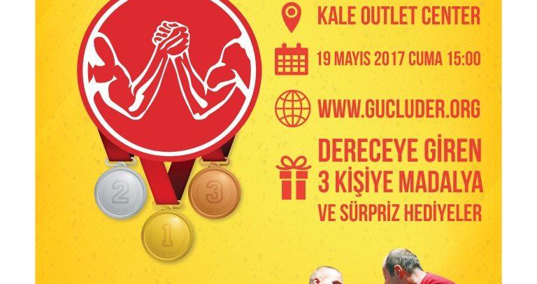 """İstanbul GÜÇLÜDER, """"Ata Sporu Bilek Güreşi Halk Turnuvası"""" Düzenliyor"""