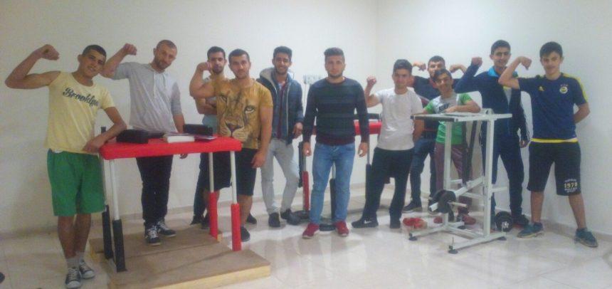 Ağrı AĞÇED Sporcuları, Türkiye Bilek Güreşi Yarışması İçin Çalışmalarını Hızlandırdı