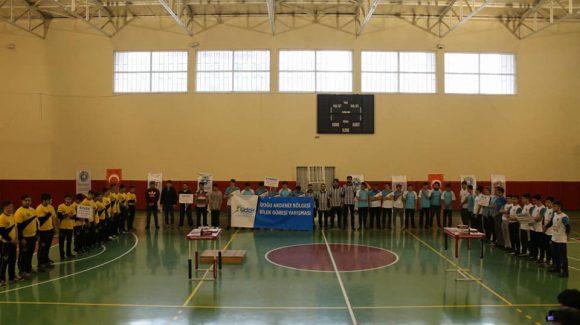 Kahramanmaraş Lider Gençlik, Doğu Akdeniz Bölgesi Bilek Güreşi Yarışması Düzenledi